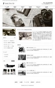 WordPressテーマ No.607